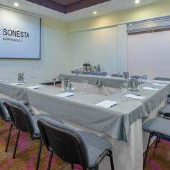 MEETING ROOMS GHL Barranquilla Hotel  Barranquilla